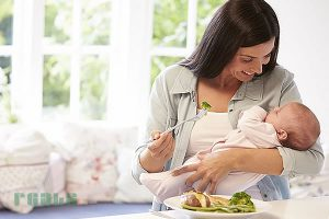 Effects of Food on Breast Milk