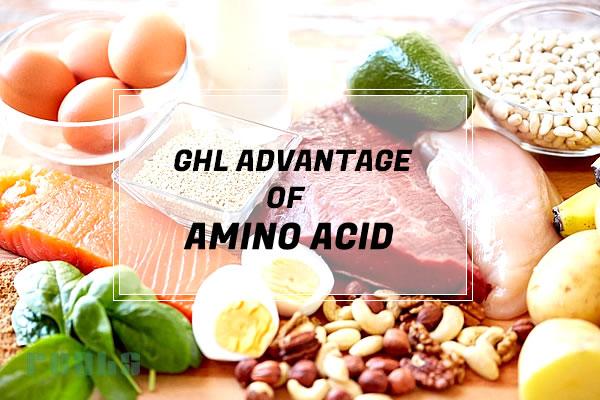 GHL Advantage of Amino Acids