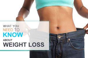 What You Need To Know About Weight Loss