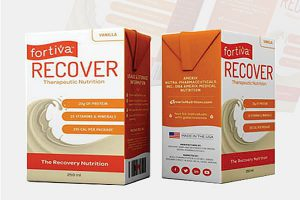 Fortiva Recover Drink