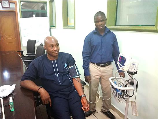 Comprehensive Medical Checkup For Reals Staffs