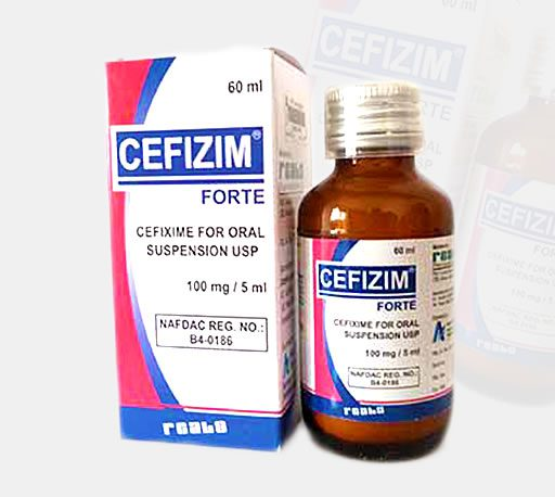 Cefizim Forte Suspension