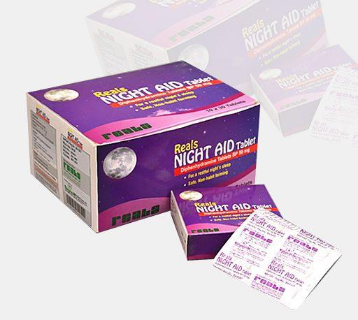 REALS NIGHT AID