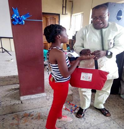 Sickle Care Outreach at St.  Joseph Catholic mission clinic, Apapa Kirikiri Lagos Nigeria.
