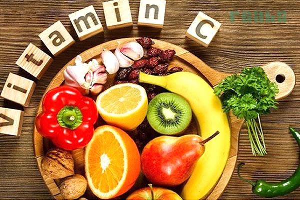 ADVANTAGES OF VITAMIN – C IN CHILDREN