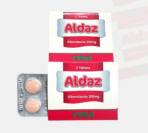 Aldaz Tablets
