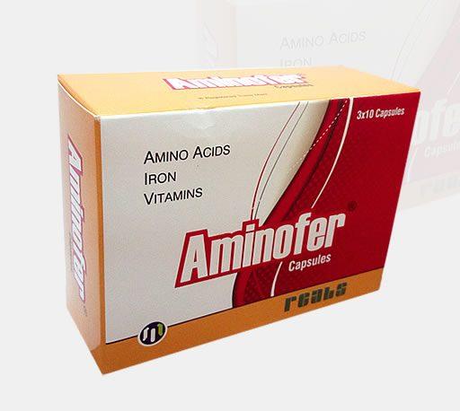 Aminofer Capsules