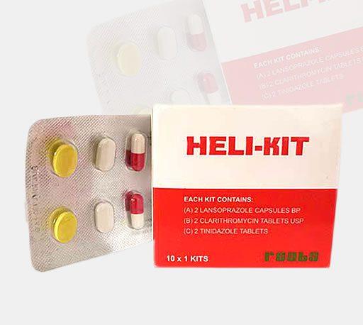 Heli-Kit Tablet