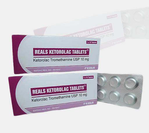 Reals Ketorolac Tablets
