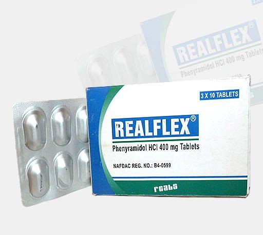 Realflex Tablets