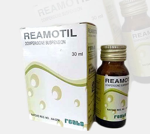 Reamotil Suspension
