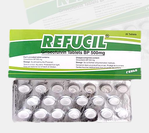 Refucil Tablets