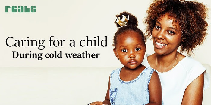 Caring for a Child during Cold Weather