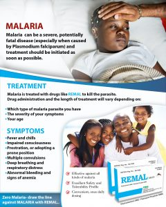 Can we draw the line against Malaria?