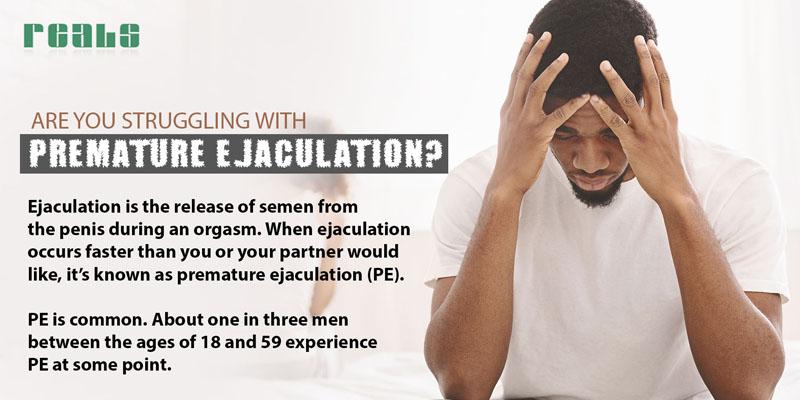 Is Premature Ejaculation the Problem?